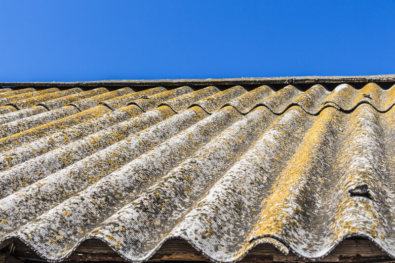 Asbestos Garage Roof Removal Costs Bromley Greater London